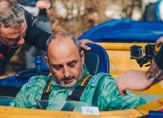 Andrew Frankel Drives Porsche 917 Goodwood