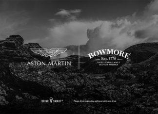 Aston Martin Bowmore Whisky