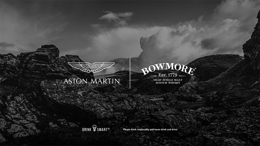 Aston Martin Bowmore Whisky