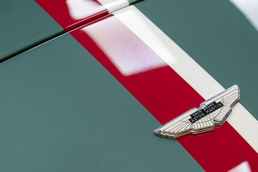 Aston Martin DB4 GT Zagato Continuation Delivery