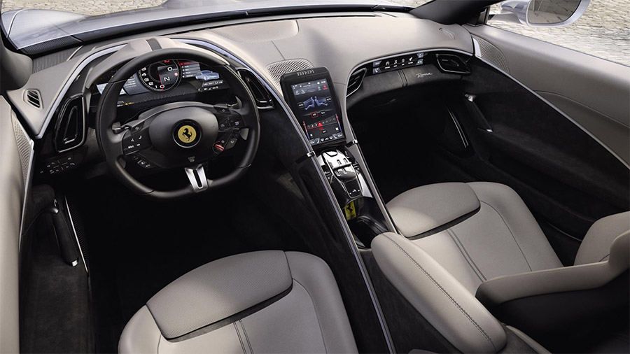 Ferrari Roma Revealed