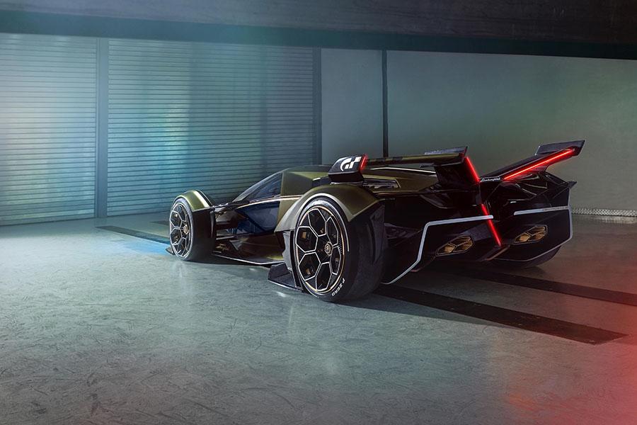 Lamborghini V12 Vision Grand Turismo