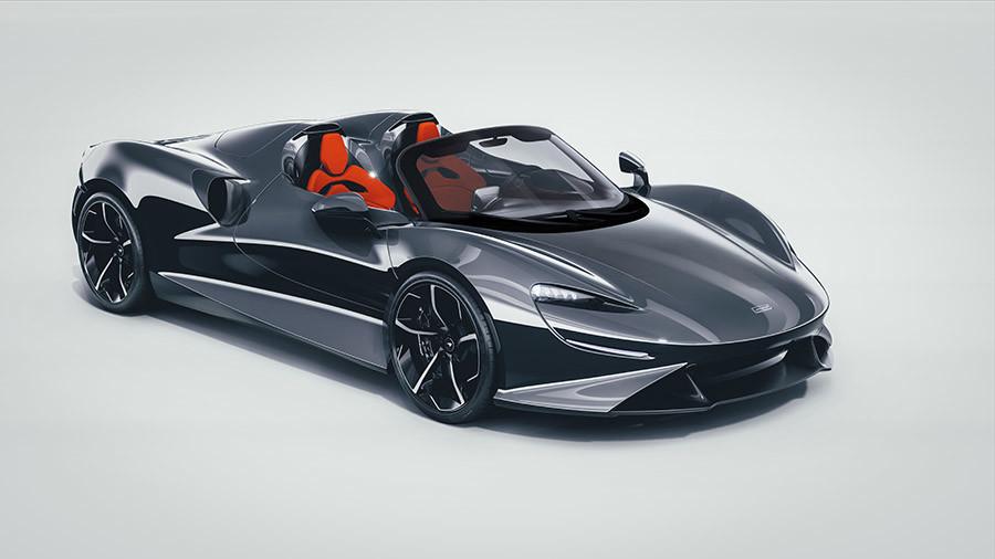 McLaren Elva Revealed