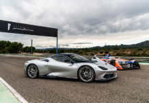 Pininfarina Battista Clients Formula E Driving Experience