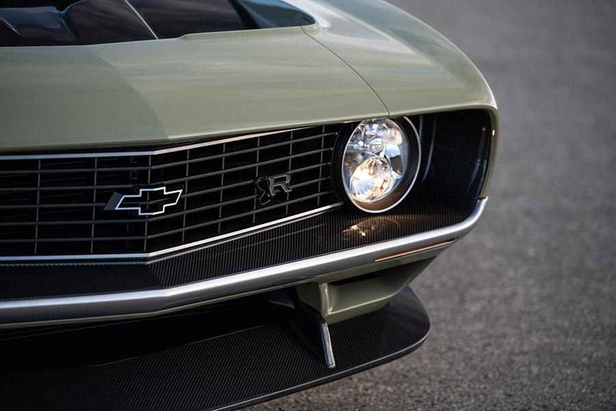 Ringbrothers 1969 Chevrolet Camaro Valkyrja SEMA Show