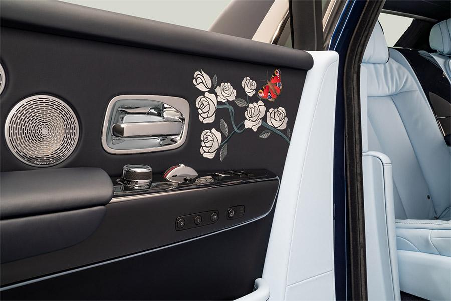 Bespoke Rolls-Royce Phantom