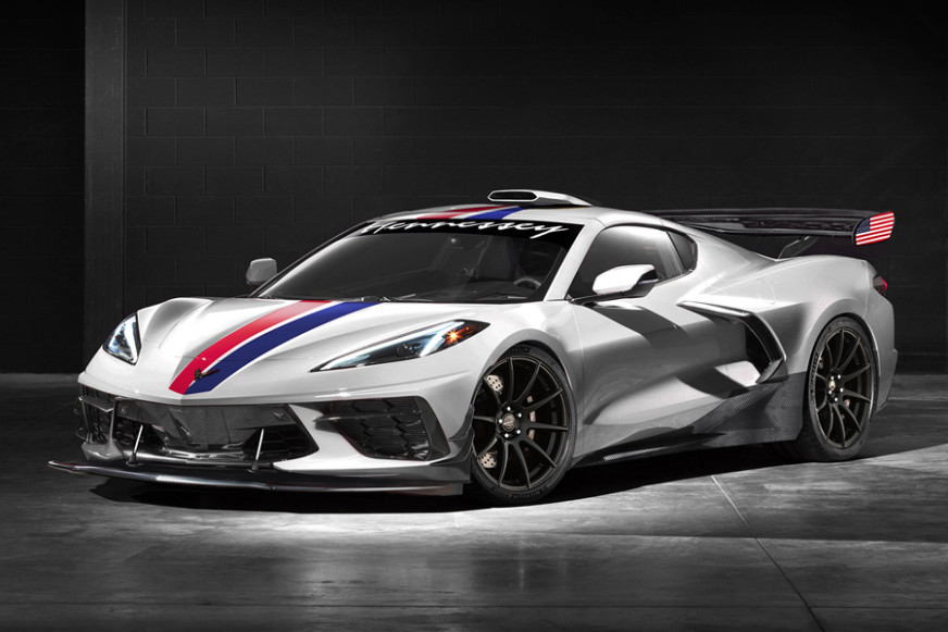 Hennessey 2020 C8 Corvette Upgrade