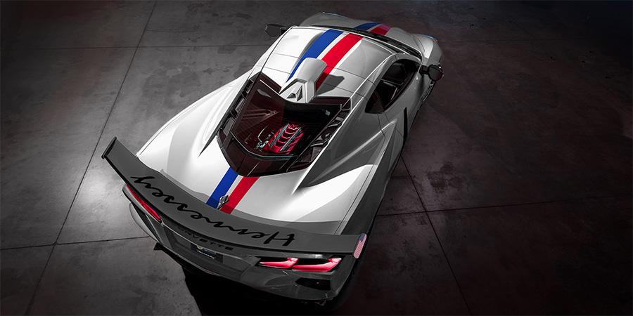 Hennessey 2020 C8 Corvette Upgrade
