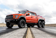 Hennessey Performance VelociRaptor 6x6 Vice TV