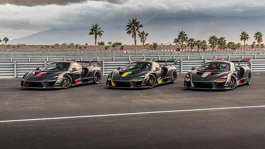 McLaren Beverly Hills Senna XP