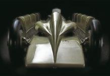 National Motor Museum Golden Arrow