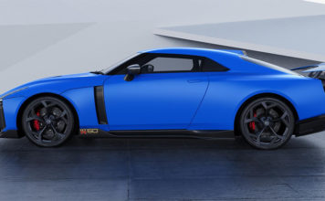 Nissan GT-R50 by Italdesign Deliveries