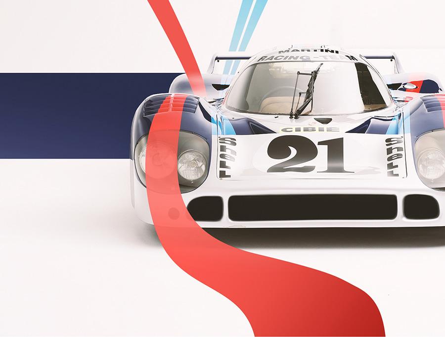 Porsche 917 Liveries