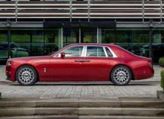 Rolls-Royce Phantom AIDS Auction
