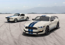 Shelby GT350 Heritage Edition Package