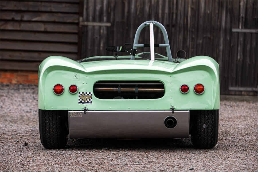 1960 Lotus 19 Monte Carlo Silverstone Auctions