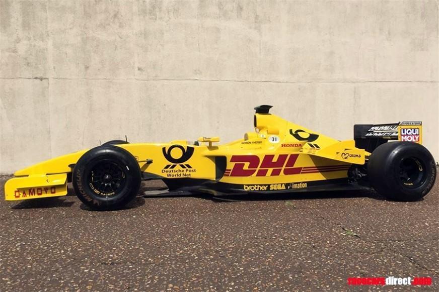 2002 Jordan F1 for sale