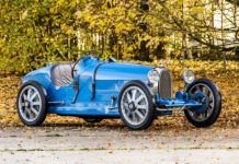 Bugatti Bonhams Grand Palais Sale