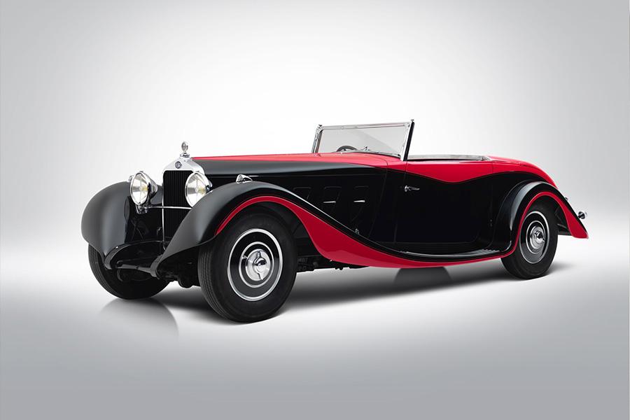 Bugatti Bonhams Grand Palais Sale