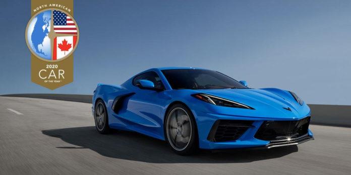Chevrolet Corvette 2020 Car of the Year