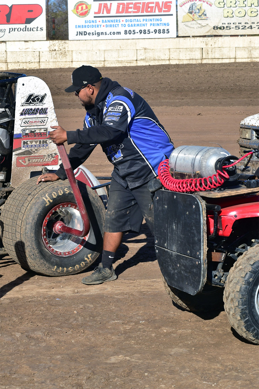Corey Kruseman's Sprint Car and Midget Driving School