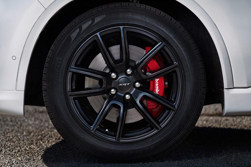 2020 Dodge Durango SRT Black Redline Stripe Editions