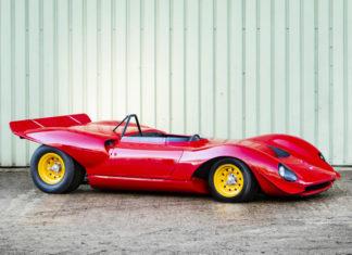 Ferrari Dino Bonhams Grand Palais Sale