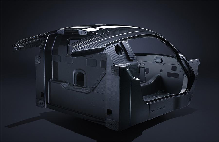 Hennessey Venom F5 Carbon Fiber Chassis
