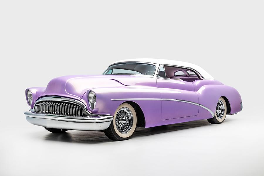 Petersen Automotive Museum James Hetfield Collection