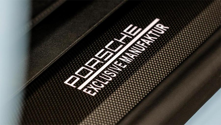 Porsche Taycan Exclusive Manufaktur Options
