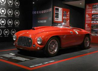 Seventy years of Le Mans Ferrari Museum Display