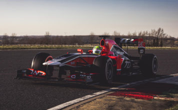 TDF F1 Experience