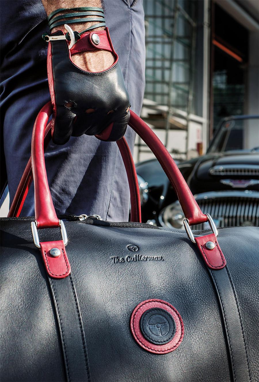The Outlierman Custom Travel Bag Set
