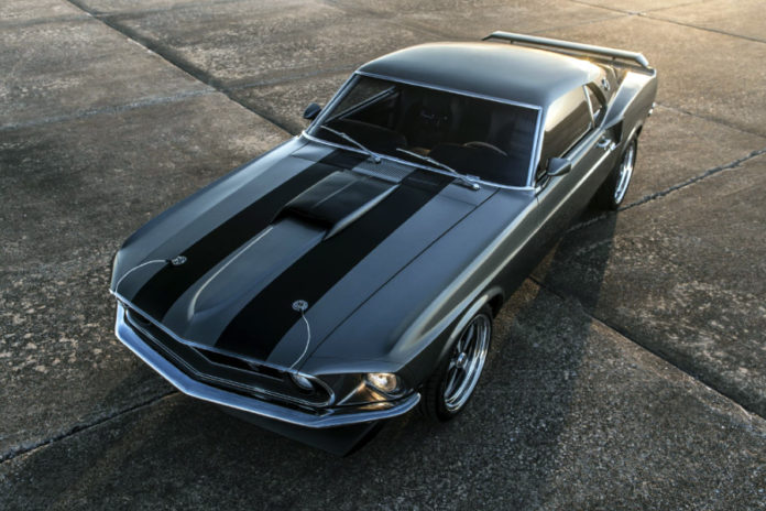 1969 Mustang Mach 1 Classic Recreations