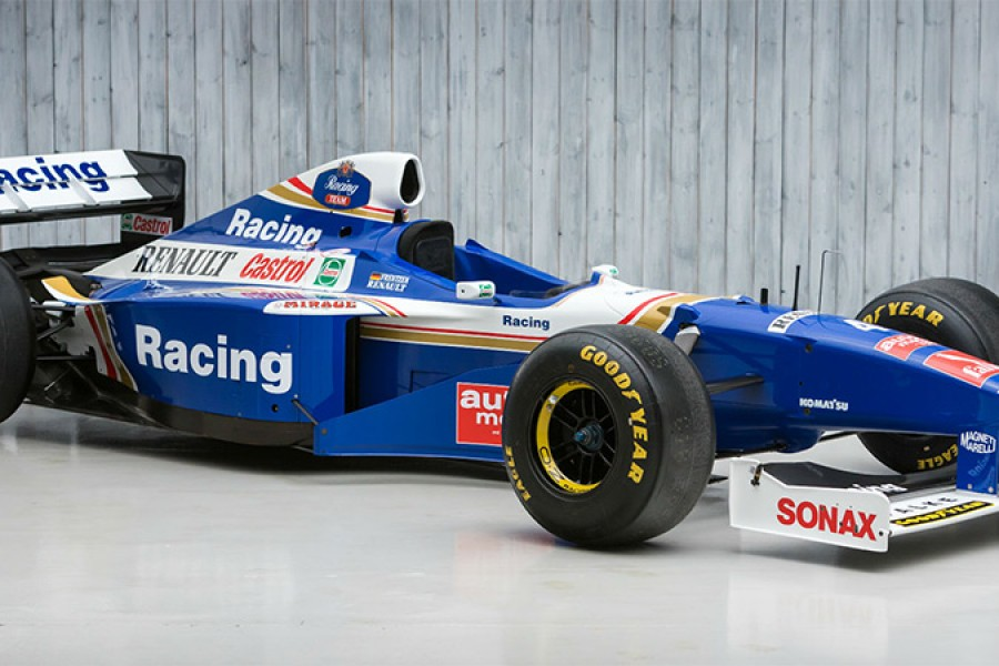1997 Williams FW19 Formula 1 For Sale