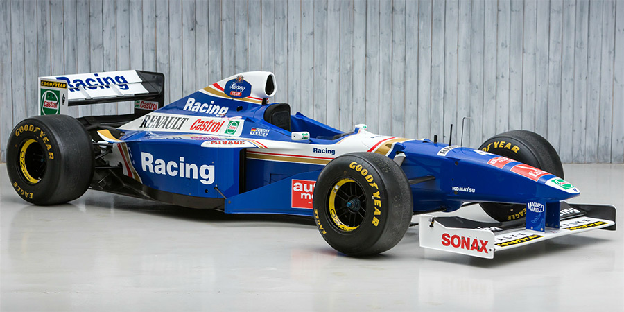 1997 Williams FW19 Formula 1 for sale