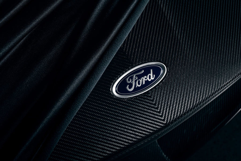 2020 Ford GT Liquid Carbon