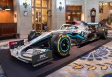 Mercedes-AMG Petronas Formula One INEOS