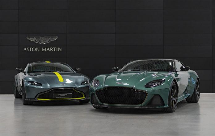 Aston Martin Cheltenham '59 Edition' Vantage DBS Models
