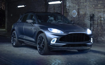 Aston Martin DBX x Q by Aston Martin