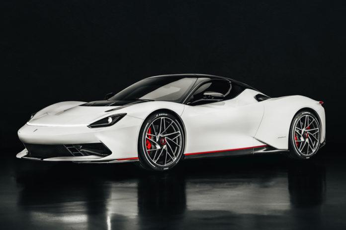Automobili Pininfarina Battista GQ Award
