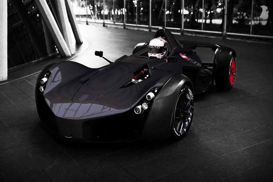 BAC Mono One Final Edition