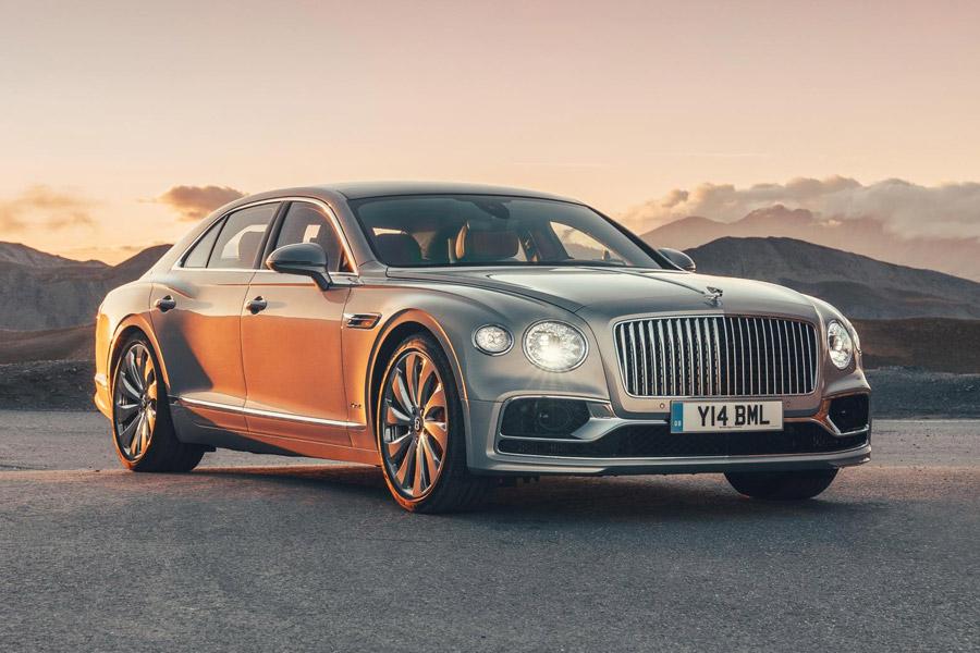 Bentley Flying Spur Deliveries
