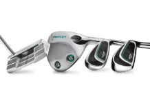 Bentley Tech Collection Golf Clubs