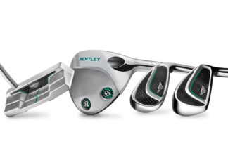 Bentley Tech Collection Golf Clubs