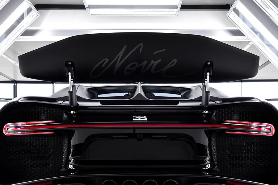 Bugatti Chiron Production Halfway