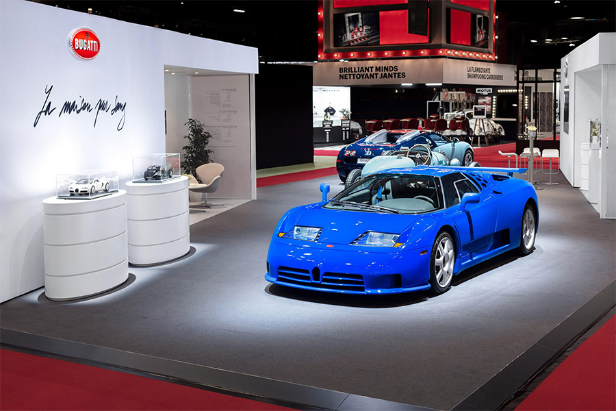 Classic Bugatti Certification Restoration Program