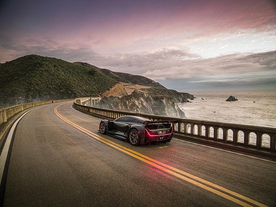 Czinger 21C Hybrid Hypercar Unveiled