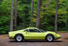 Ferrari Dino London Concours