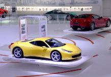 Ferrari Grand Tour Exhibition Modena Italy